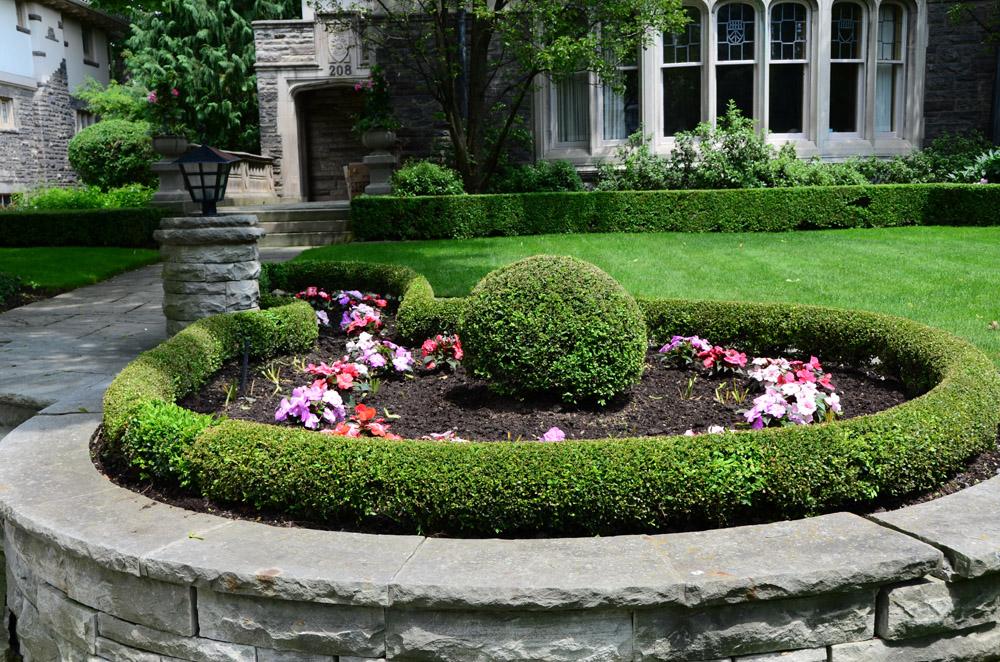 开辟花圃-庭园设计系列