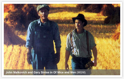 an essay on the famous novel of mice and men by john steinbeck John steinbeck iii was an american writer he wrote the pulitzer prize-winning novel the grapes of wrath, published in 1939 and the novella of mice and men, published in 1937.